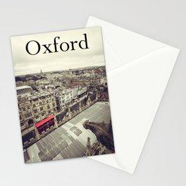 Oxford gargoyle Stationery Cards