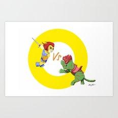 VS 2.0 Art Print