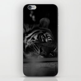 Just lazing about iPhone Skin