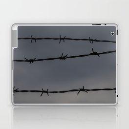 Barb Wire II Laptop & iPad Skin