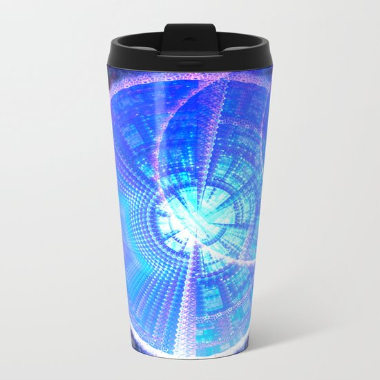 Vortex Metal Travel Mug
