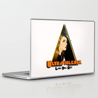 ultraviolence Laptop & iPad Skins featuring ULTRAVIOLENCE by ELIAOKO