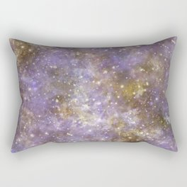 Web Nebula Rectangular Pillow