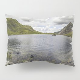 Lake Idwal Pillow Sham