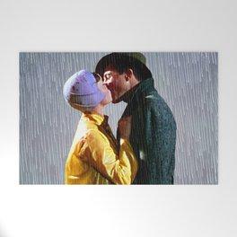Singin' in the Rain - Slate Welcome Mat