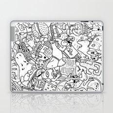 doodle dream Laptop & iPad Skin