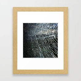 I see beauty in it, how about you? Framed Art Print