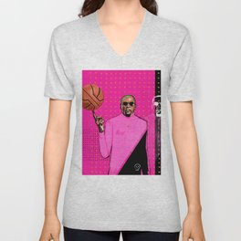 Durant, The Slim Reaper Unisex V-Neck