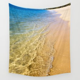Crystal Clear - Woodgate Beach QLD Wall Tapestry