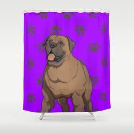 Dream Daddy: Duchess Cordelia Shower Curtain