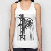 techno Tank Tops featuring Techno? by Let's make it happen