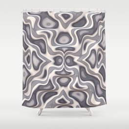 Spiritus Shower Curtain