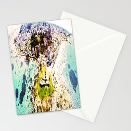 Salvador - My Land Stationery Cards