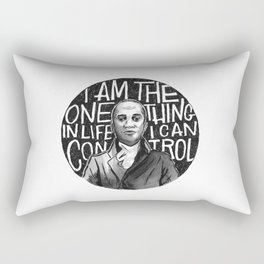 Wait For It [Aaron Burr] Rectangular Pillow