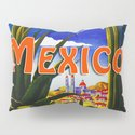 Vintage Mexico Village Travel by yesteryears