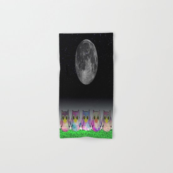owl-5 Hand & Bath Towel