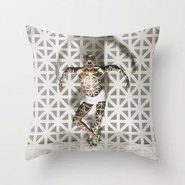 Angular Throw Pillow