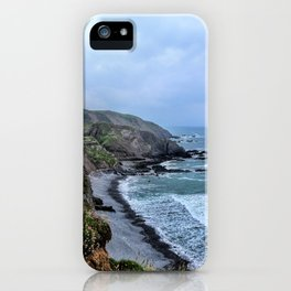 Spekes Mill Mouth Hartland Quay iPhone Case