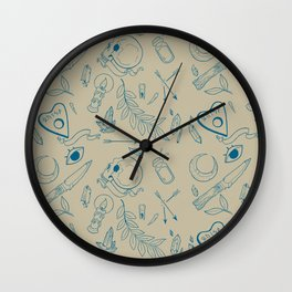 Occult Zoo Ver 3 Wall Clock