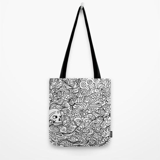 MEMENTO MORIARTY Tote Bag