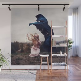 the way out Wall Mural