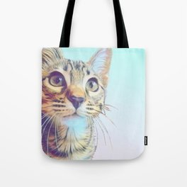 Gouda Blue Tote Bag
