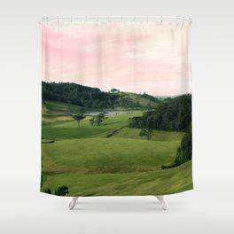 Hillside Shower Curtain