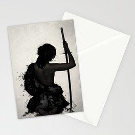 Female Samurai - Onna Bugeisha Stationery Cards