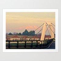 Milano. Art Print