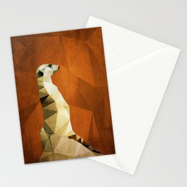 The Meerkat Stationery Cards