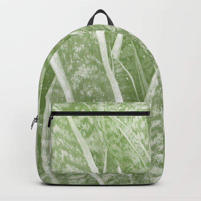 Sanseveria Backpack