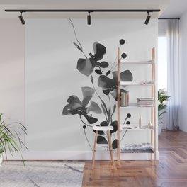 Organic Impressions 334y by Kathy Morton Stanion Wall Mural