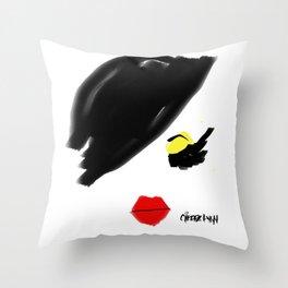 Prissy Throw Pillow