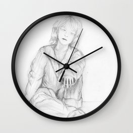 In My Jammies Wall Clock