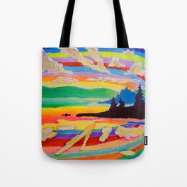 Picnic Point Tote Bag