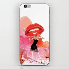 cosmetic surgery... iPhone & iPod Skin