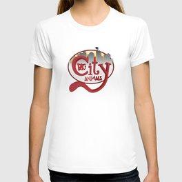 Big City Animals T-shirt