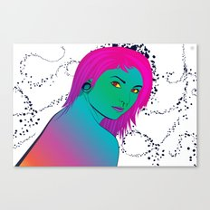 Demonic Notions Canvas Print