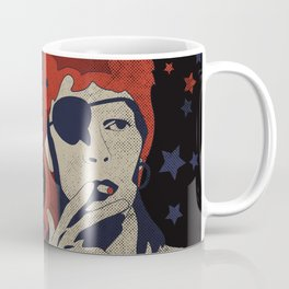 COSMIC PRINCE BLACK Coffee Mug