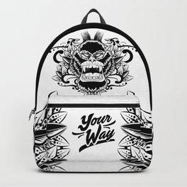 Gorila Backpack