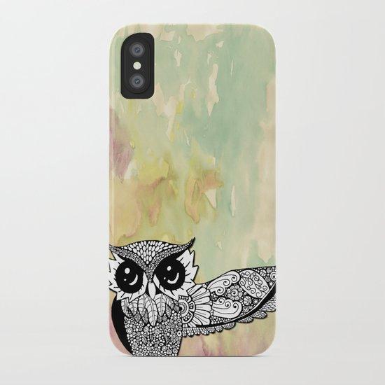 Marcel iPhone Case