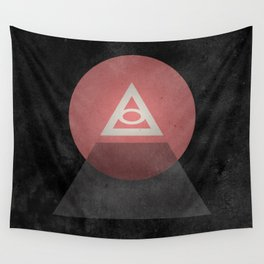Illuminati Wall Tapestry