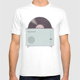 High Fidelity Toaster T-shirt