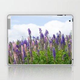 Hundreds of lupines Laptop & iPad Skin