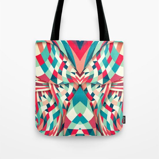 Piece by Peace Tote Bag