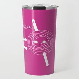 Yarn Love Travel Mug