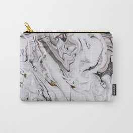 Chic Marble Carry-All Pouch