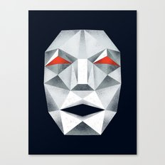 Star Fox Andross Lylat Lowpoly Laugher Canvas Print