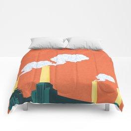 Battersea Power Station Comforters