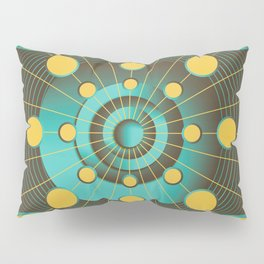 Optic Nerve Pillow Sham
